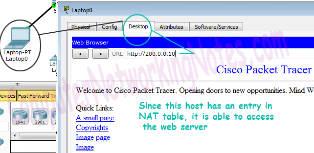 How to Configure Static NAT in Cisco Router