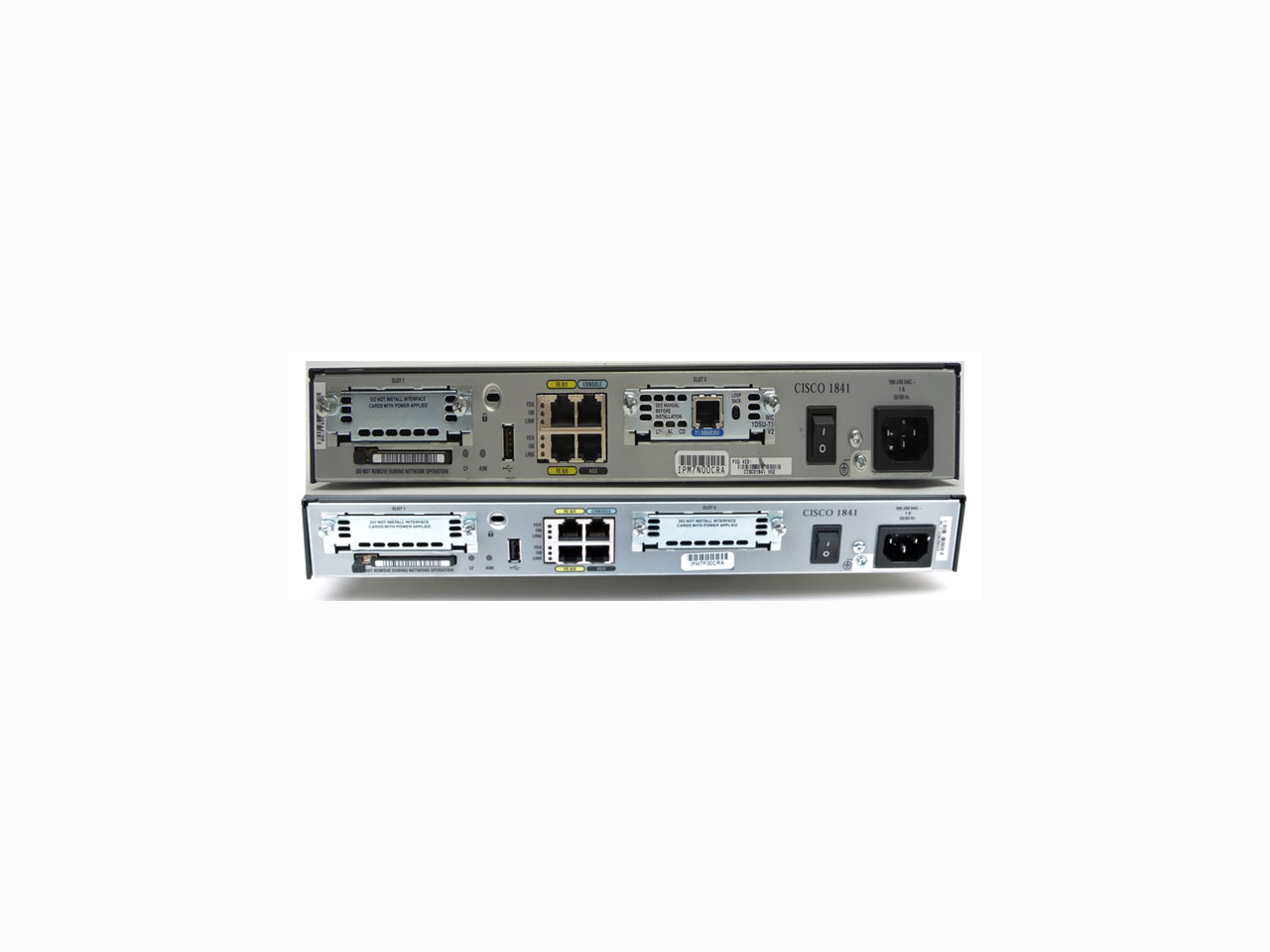 Interface Nomenclature Guide of Router and Switch