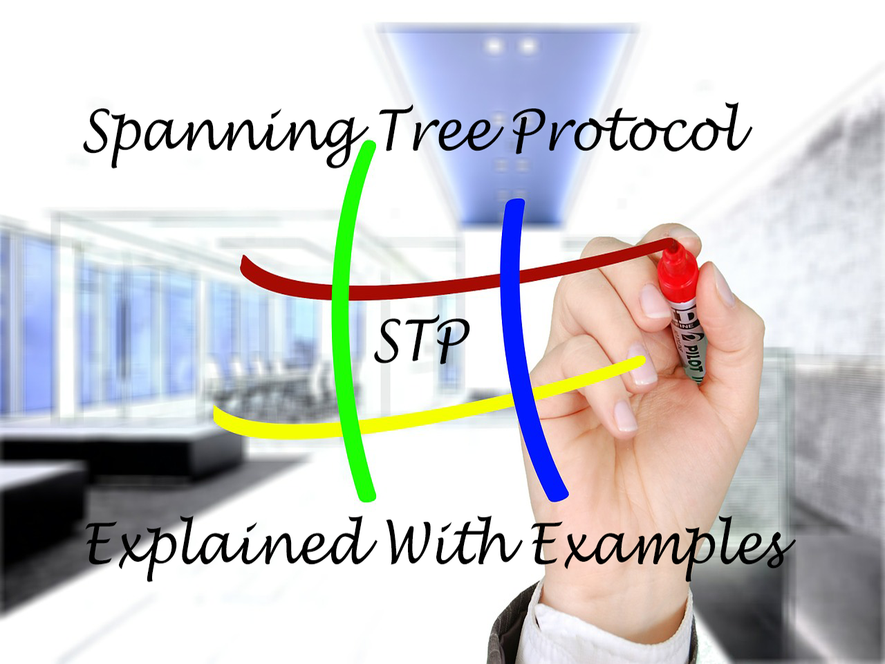 STP - Spanning Tree Protocol Explained With Examples