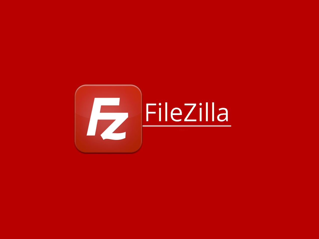 How to install FileZilla FTP client in Ubuntu