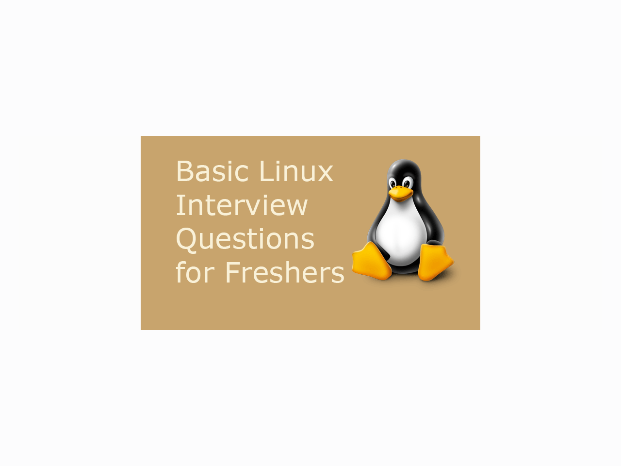 linux commands interview questions and answers for experienced pdf