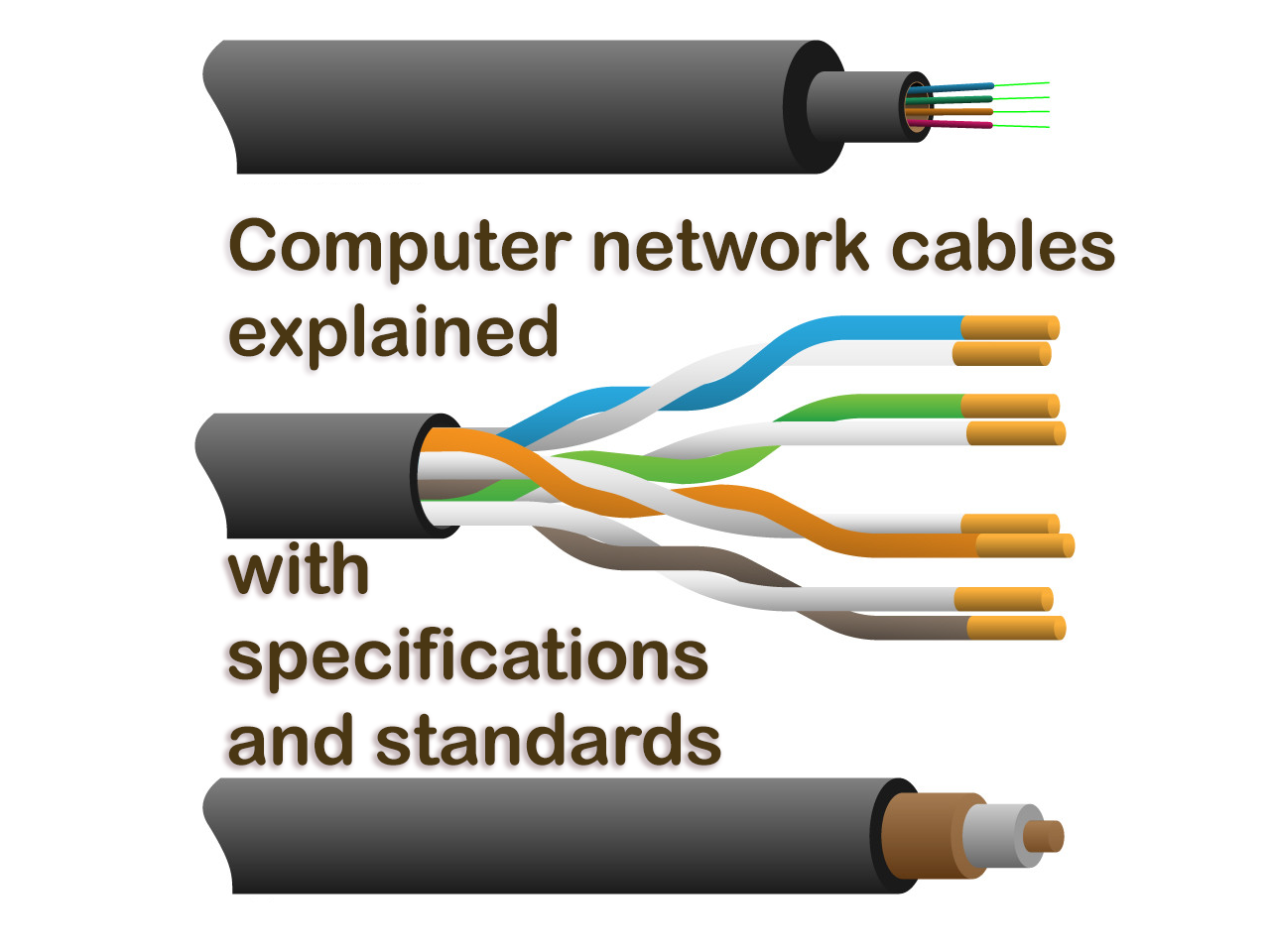 Network Cable Types and Specifications