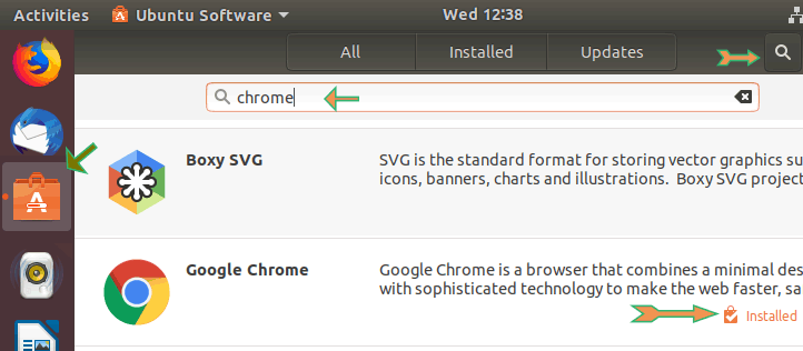 Install and Run Chrome as root in Ubuntu Linux