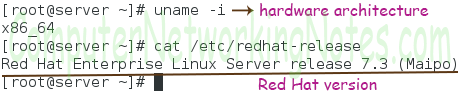 linux uname command