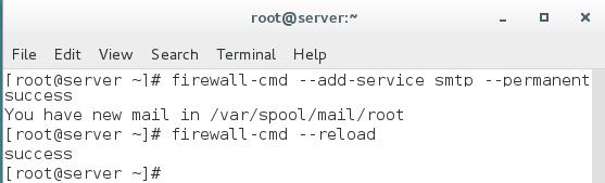 add rule in firewall service