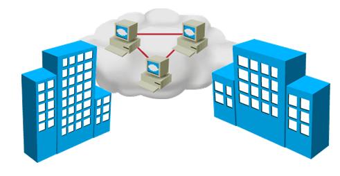 computer network type man
