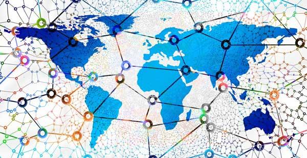 computer network type internet