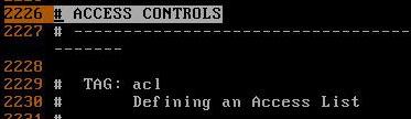 access control tag