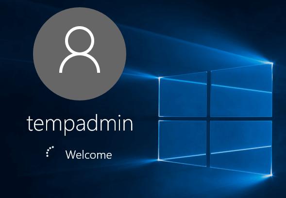 Reset Forgotten Administrator password in Windows